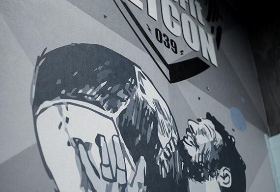 graffiti crossfit-crossfit metcon